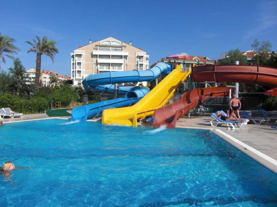 Trendy Aspendos Beach Hotel In Side
