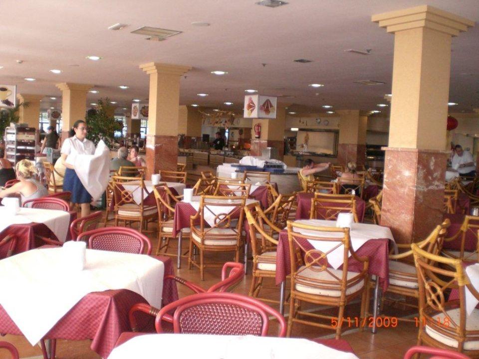 Speisesaal IFA Interclub Atlantic Hotel
