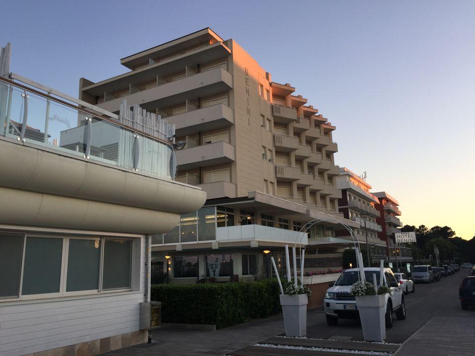 Außenansicht Hotel Benini