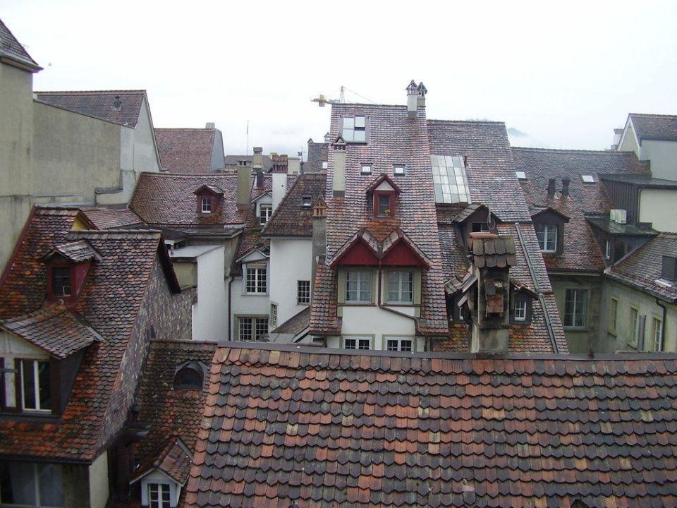 Über den Dächern von Bern Best Western HOTELBERN