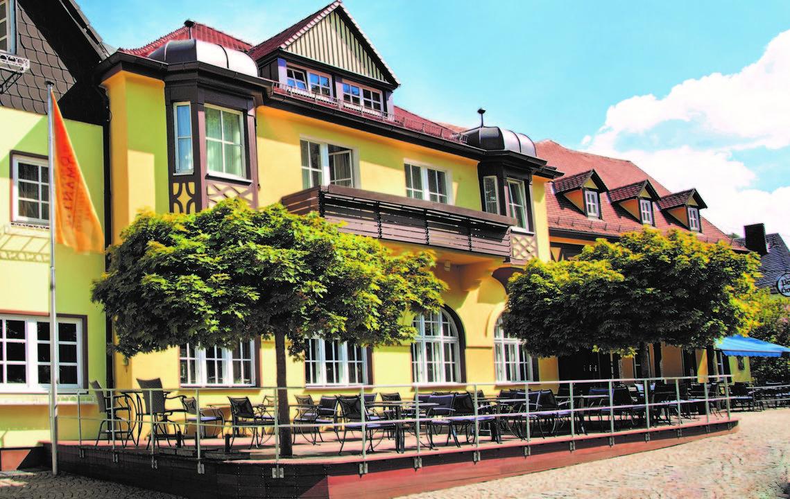 terrasse alexander herrmann 39 s posthotel romantikhotel wirsberg holidaycheck bayern. Black Bedroom Furniture Sets. Home Design Ideas