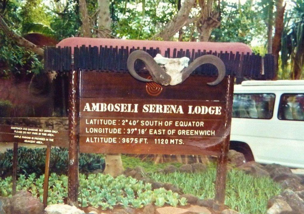 Amboseli Serena Lodge Hotel Amboseli Serena Safari Lodge