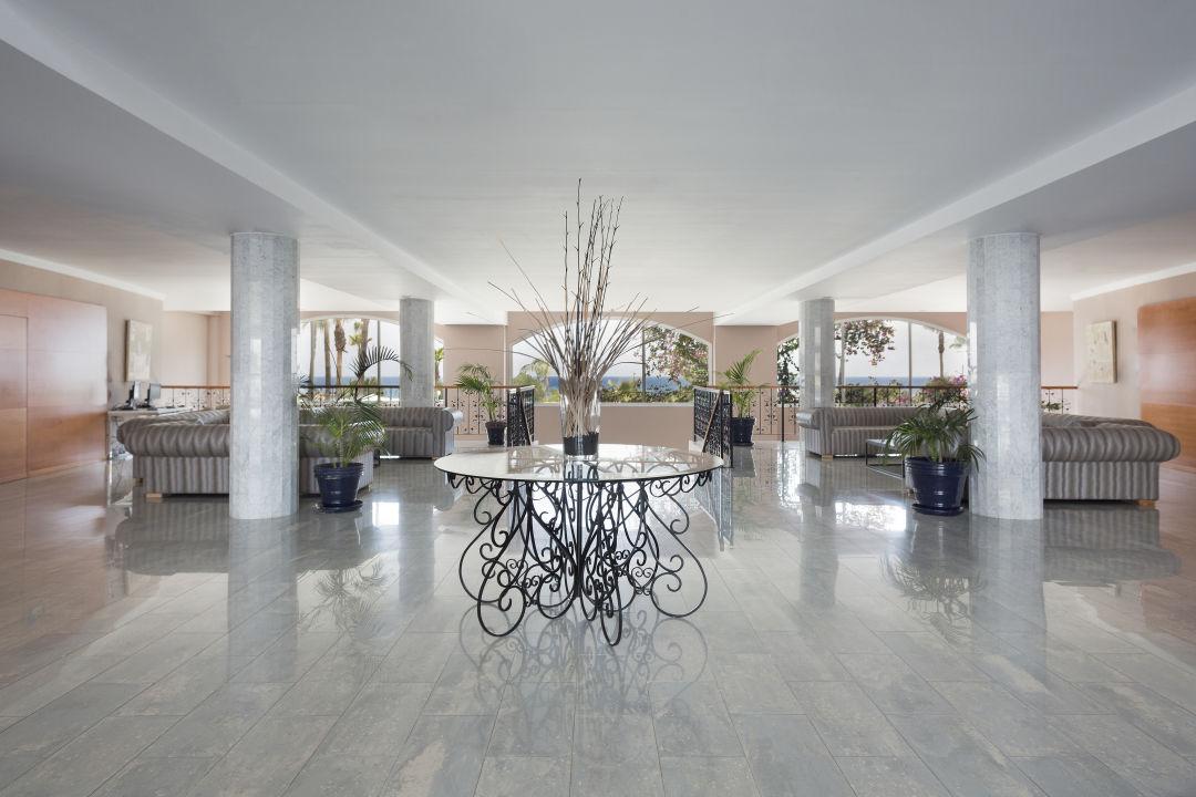 Lobby Hotel Best Mojacar