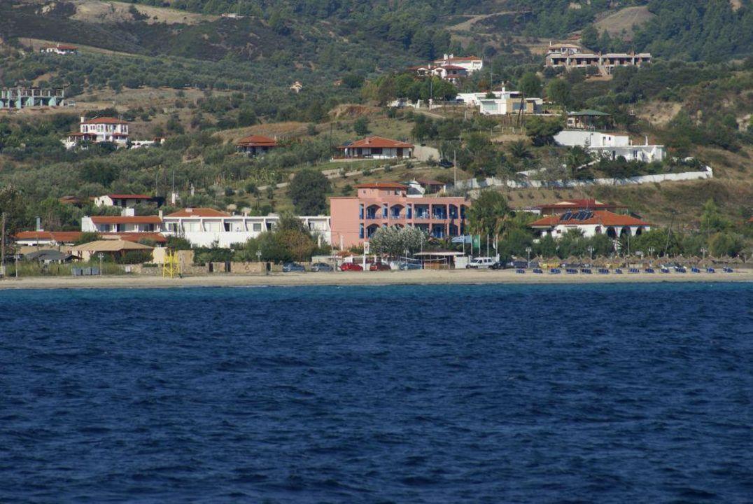 Antigoni Beach Hotel Agios Nikolaos Griechenland