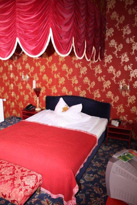 Baldachinbett Hotel Village