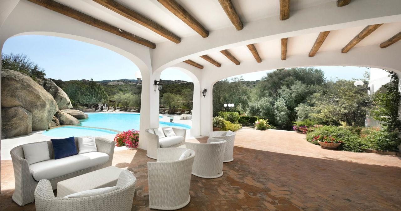 Außenansicht Hotel La Rocca Resort & Spa