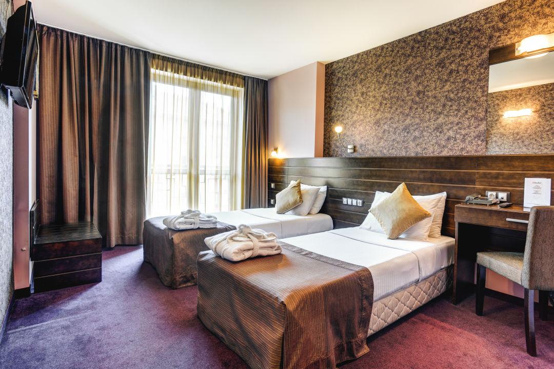 Zimmer Budapest Hotel