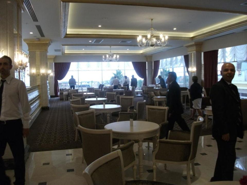 Lobby Sitzgelegenheiten Crystal Palace Luxury Resort & Spa