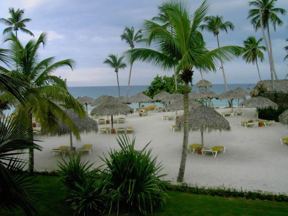 Strand vor Haus 4 IBEROSTAR Hotel Hacienda Dominicus