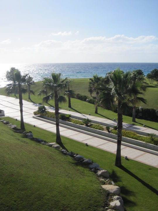 Vom Balkon Capovaticano Resort Thalasso & Spa