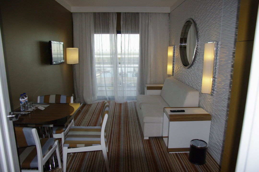 Wohnzimmer Leider Ohne Tisch Real Marina Hotel Spa
