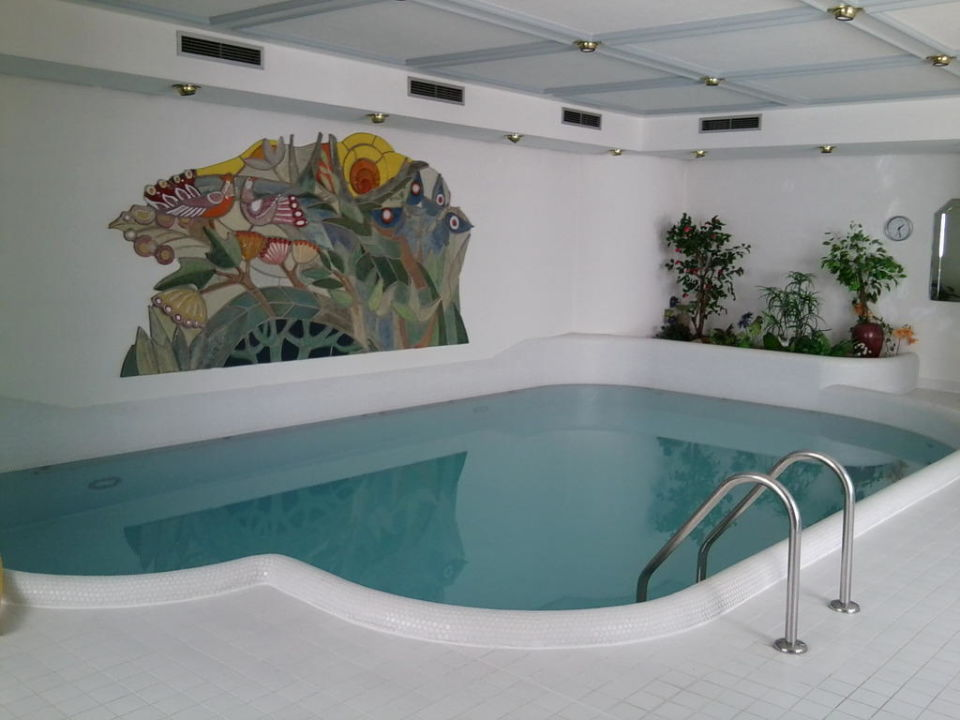 Pool Kurhotel Germania
