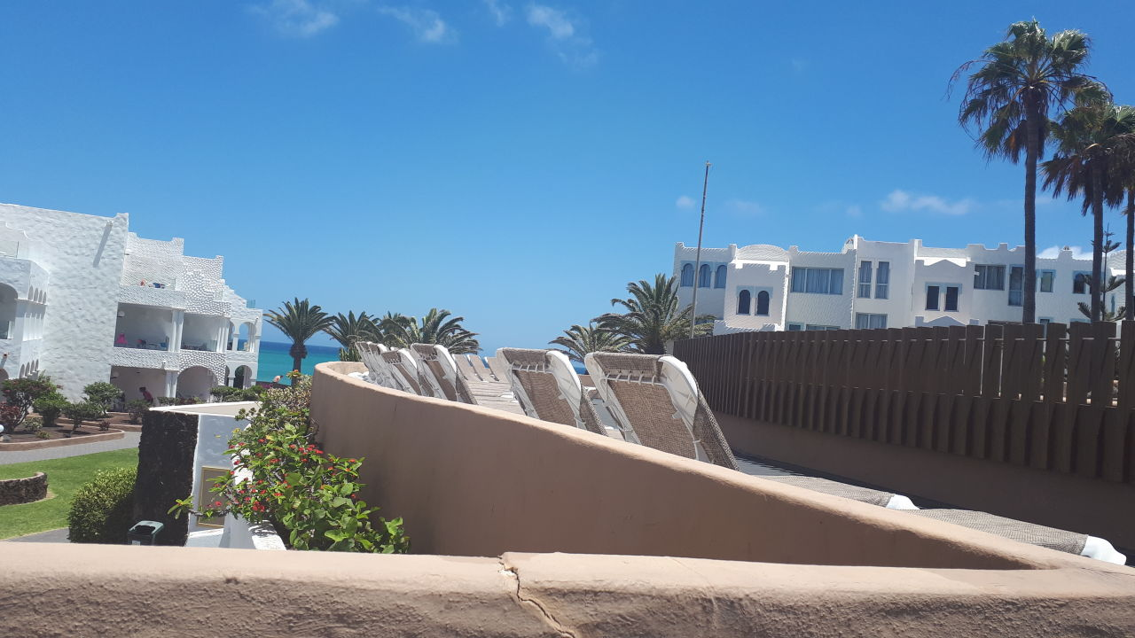 Außenansicht Sotavento Beach Club