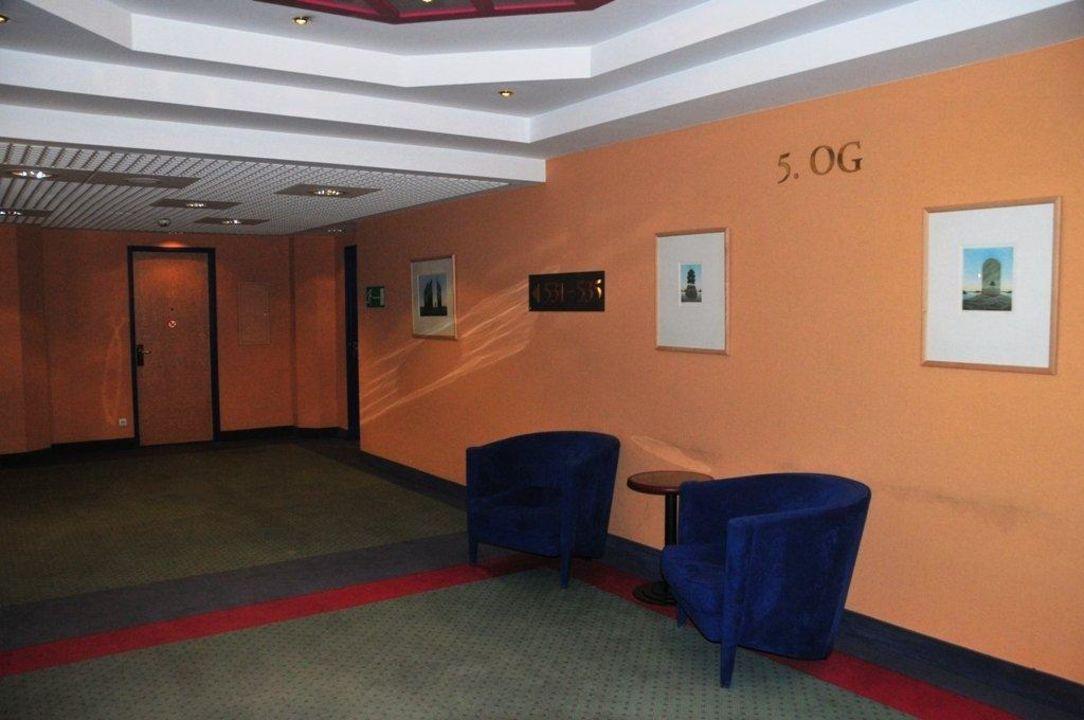 Execuitive Floor Austria Trend Hotel Schillerpark Linz