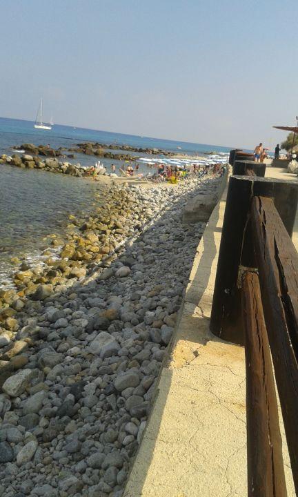 Strand Villaggio Torre Ruffa Robinson