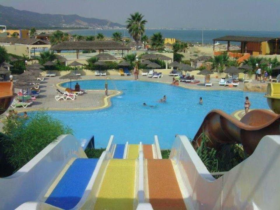 Pool mit rutsche hotel caribbean world borj cedria club borj cedria holidaycheck gro raum - Pool mit rutsche ...
