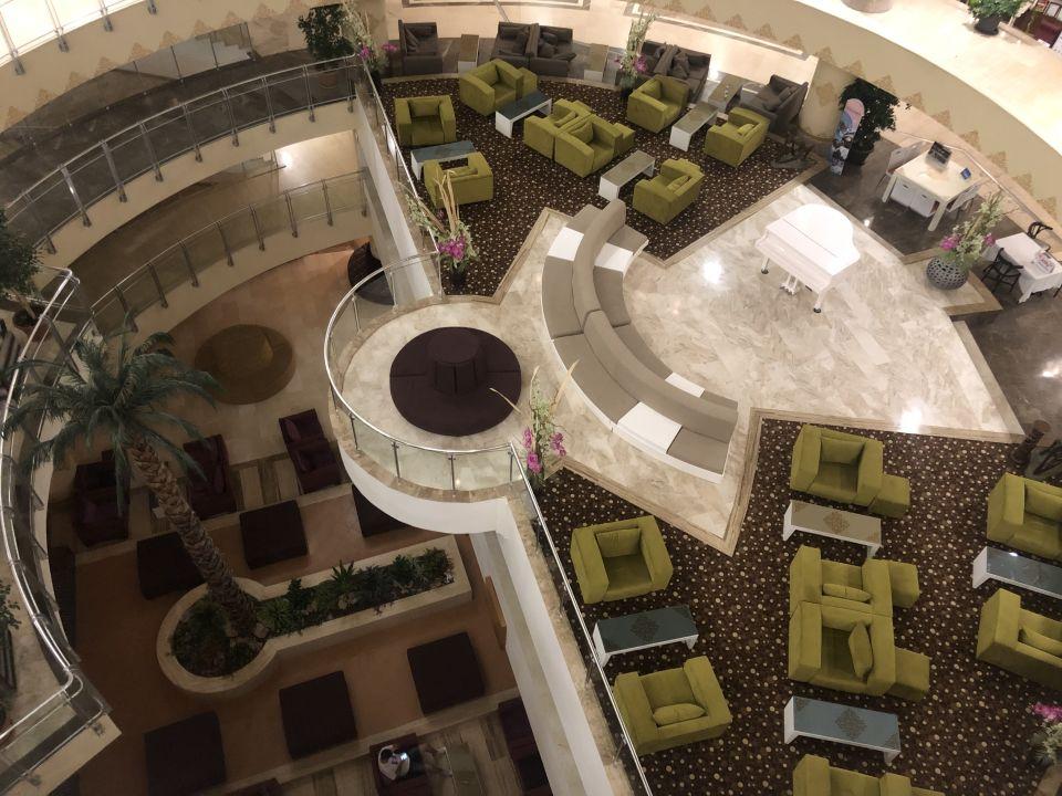 Lobby Crystal Admiral Resort Suites & Spa