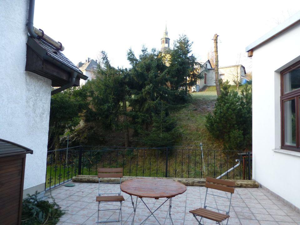 Terrasse mit schönem Ausblick\