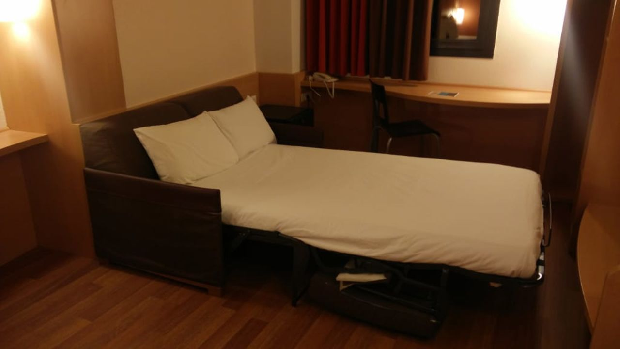 Rozkładana sofa Ibis Hotel Bilbao Centro
