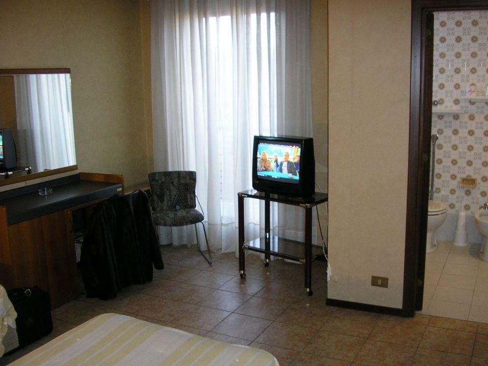 Zimmer im Hotel Ponte in Palermo Hotel Ponte