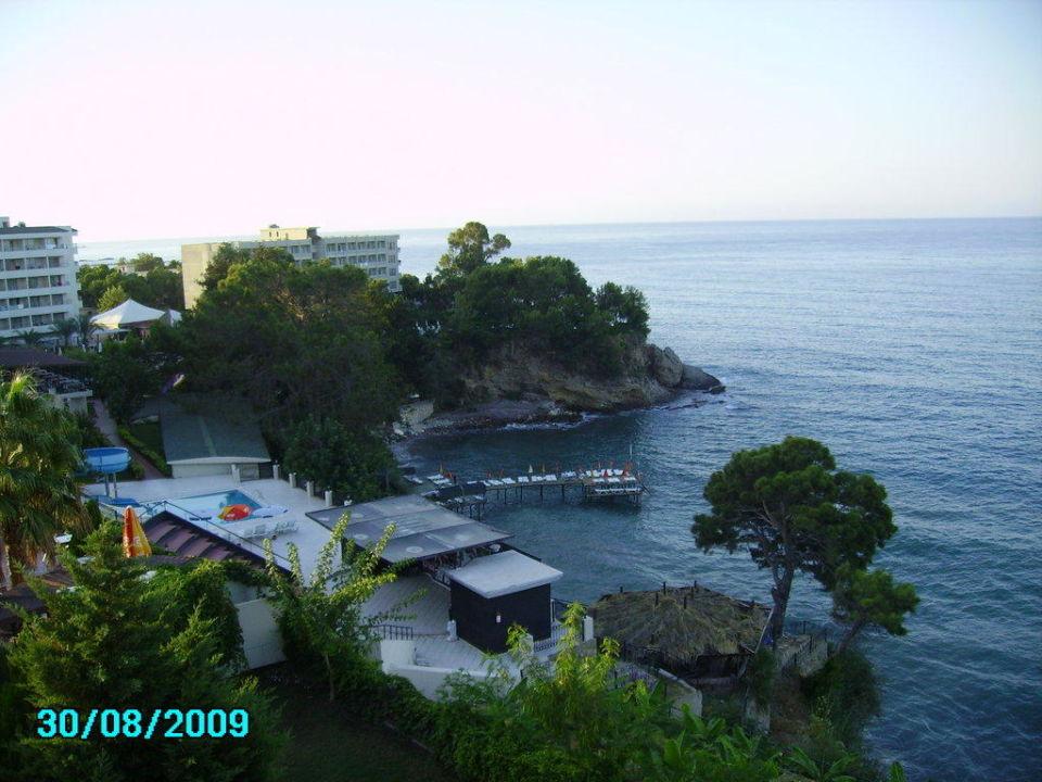 Blick aus Suite Aska Bayview Resort