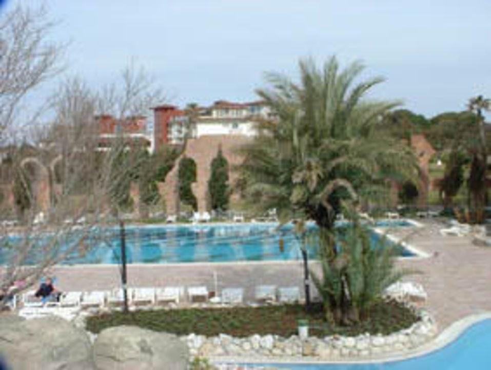 Poolanlage Limak Arcadia Hotel & Resort