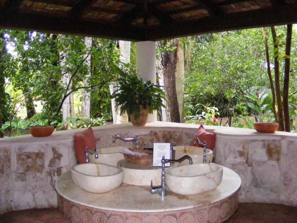 Damentoilette Hacienda Chichen Resort and Yaxkin Spa