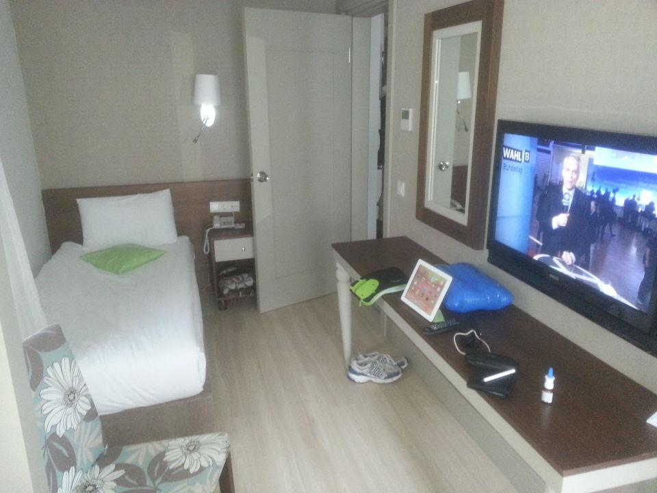 Zusätzliches Schlafzimmer im Familienzimmer\