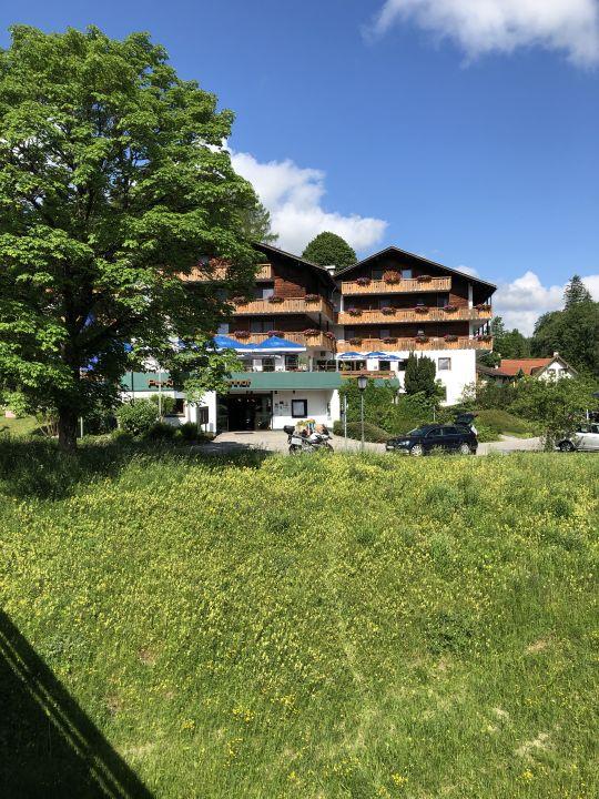 Außenansicht Parkhotel Sonnenhof