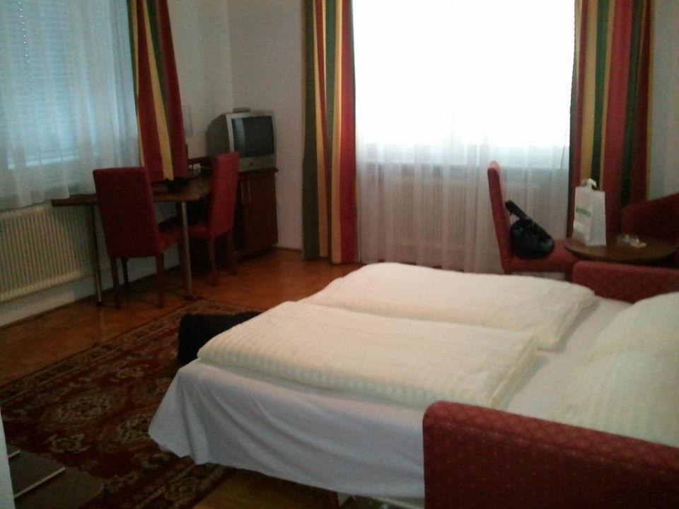 Das zweite Schlafzimmer\