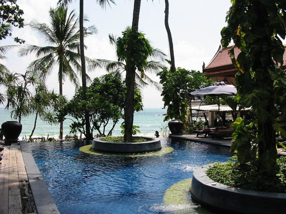 Pool und Meer Samui Paradise Chaweng Beach Resort & Spa