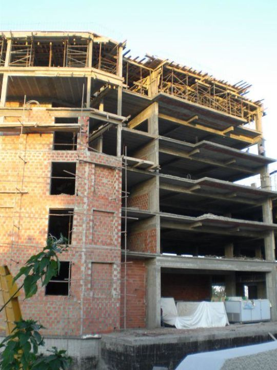 Baustelle Coralie08/3 Hotel Coralia Jawhara Palm Beach