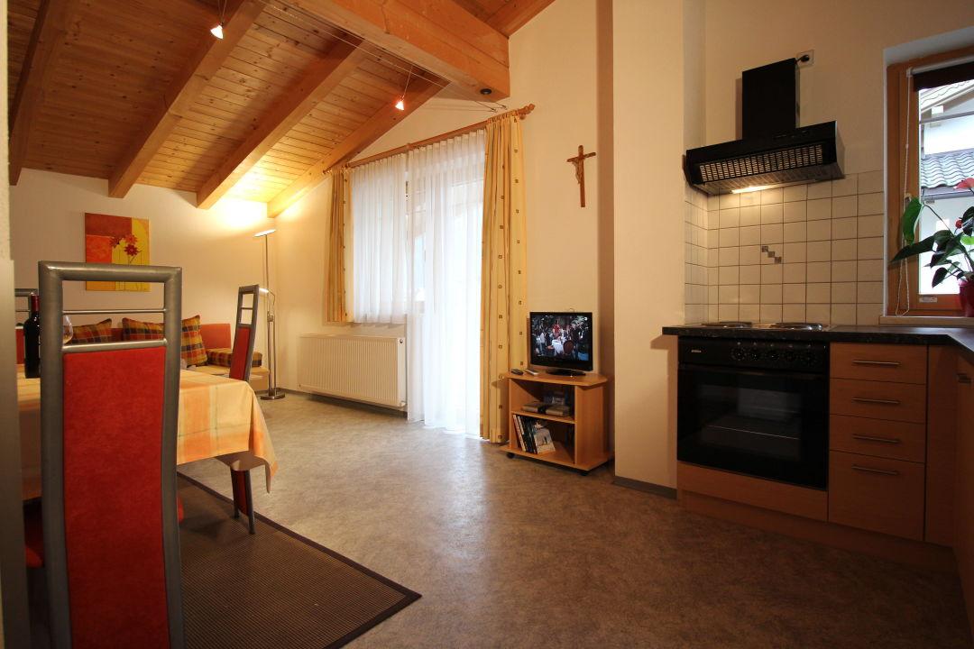 Fewo 1 Küche 2 Appartement Kuen