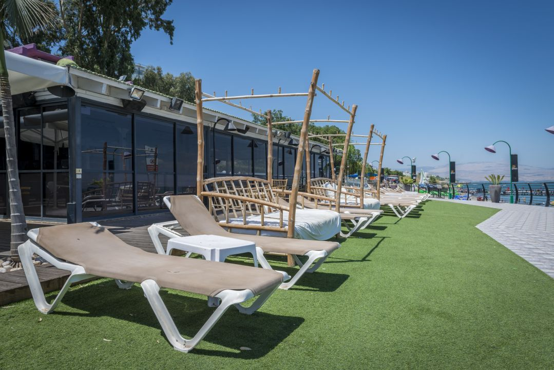 Strand Hotel  Mineral Tiberias
