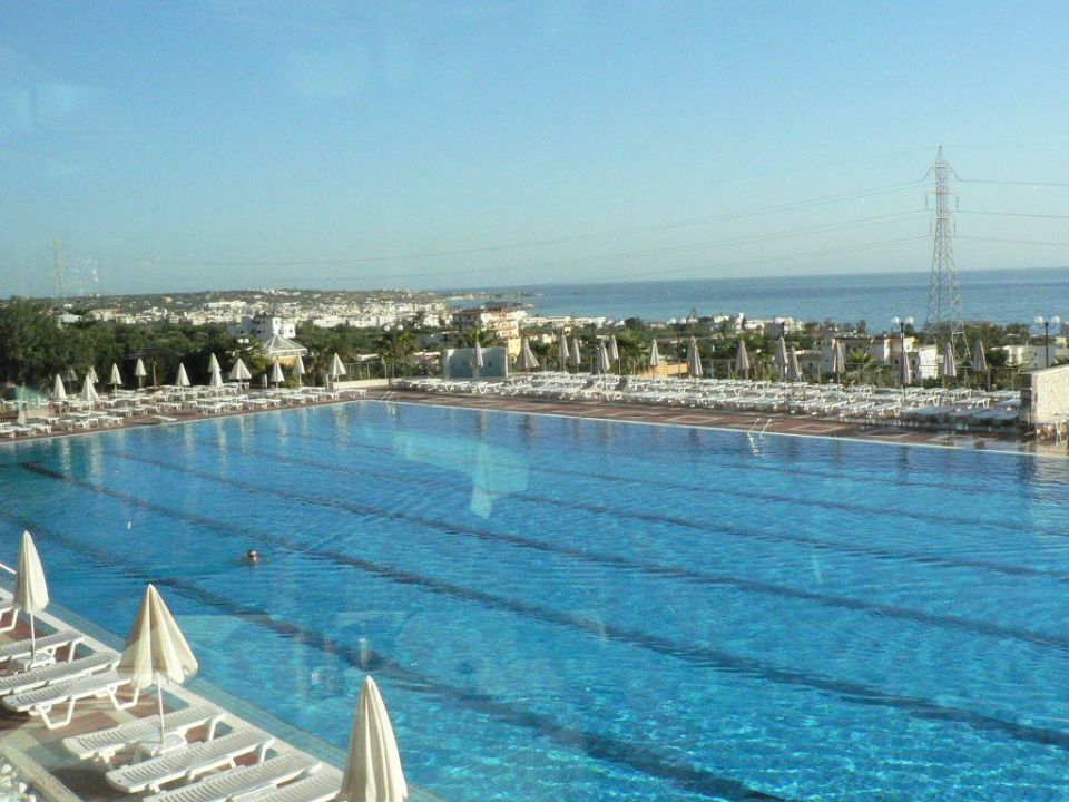 Olympischer Pool Hotel Imperial Belvedere
