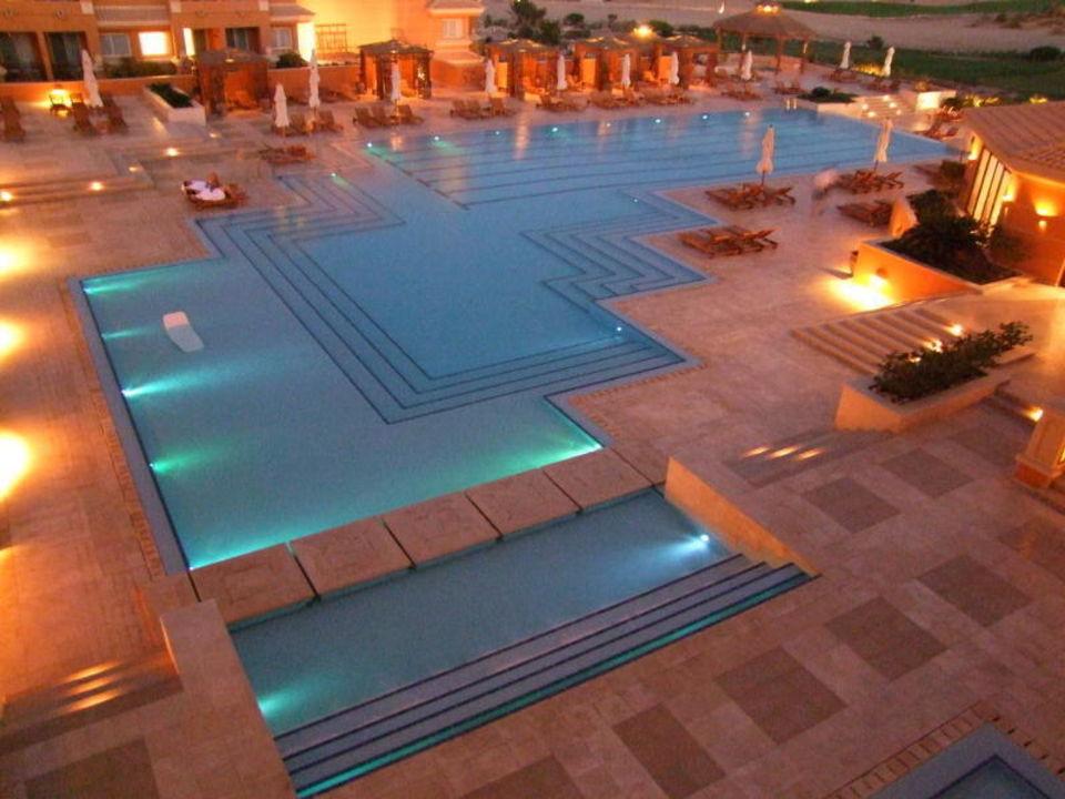 Pool The Cascades Golf Resort, Spa & Thalasso