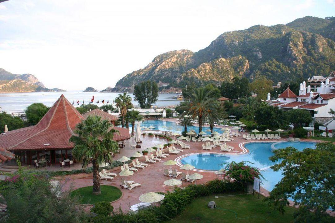 Aussen MARTI Resort