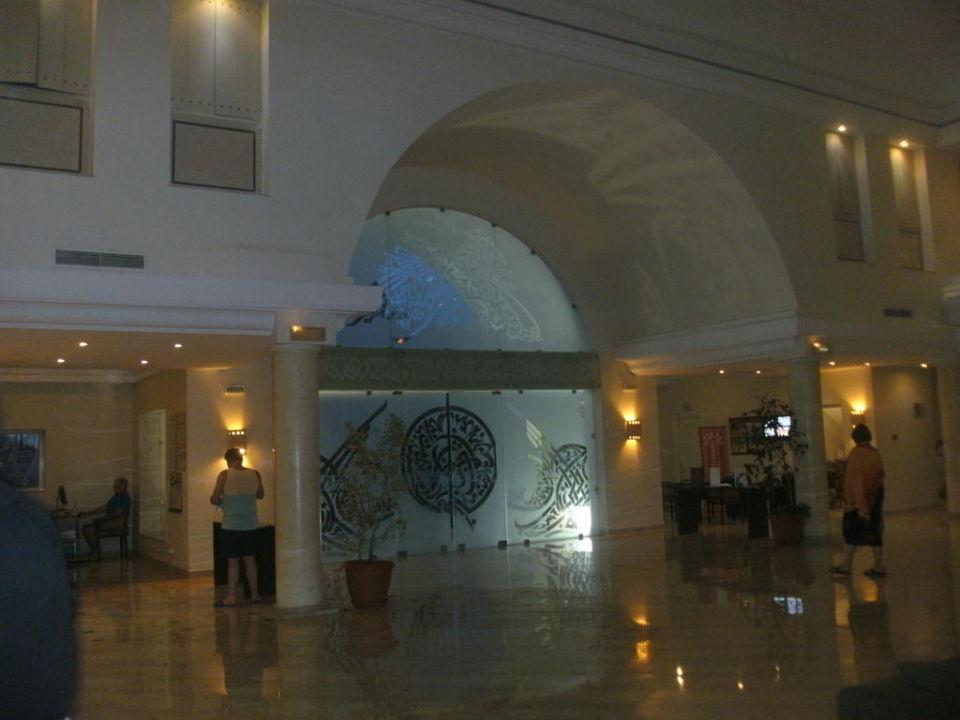 Hotellobby Hotel Seabel Aladin Djerba