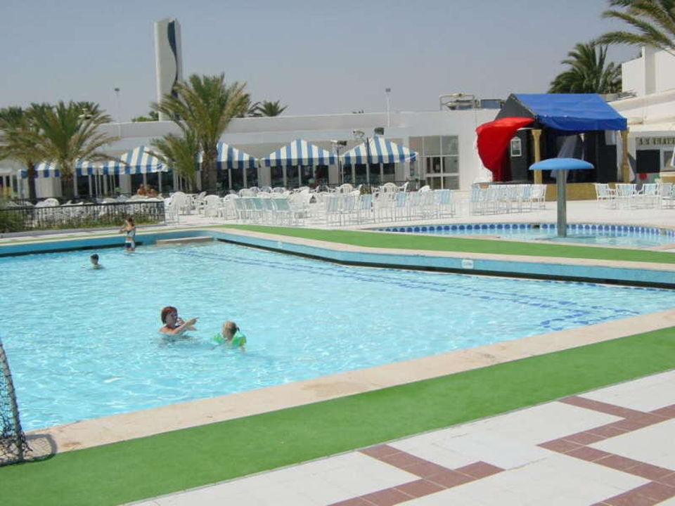 Sol Palm Garen 4 Sterne SunConnect One Resort Monastir