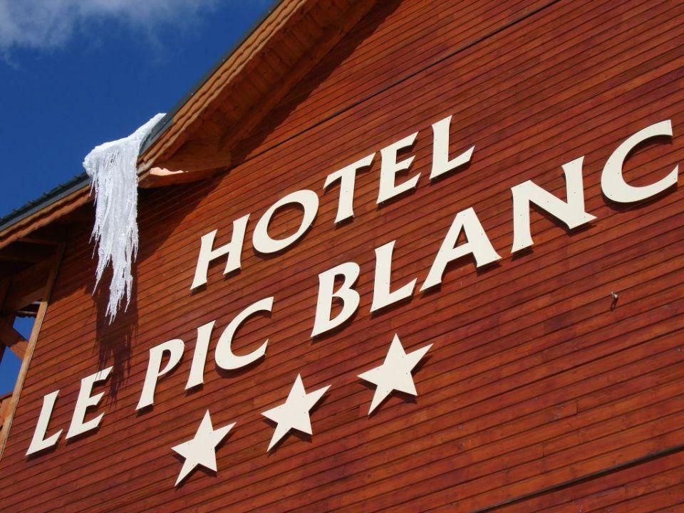 Hotel Hotel Du Pic Blanc