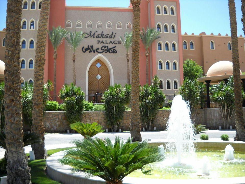 Kleiner Wasserfall Hotel Makadi Palace