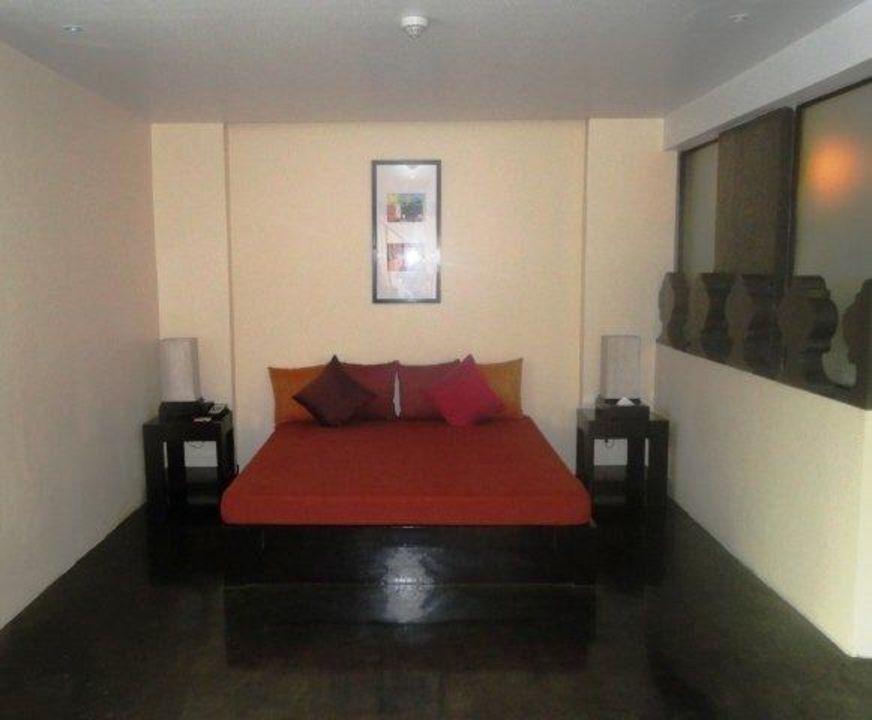 Untere Etage - Wohnbereich The Briza Beach Resort Samui