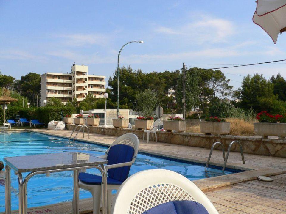 pool Hotel Boreal