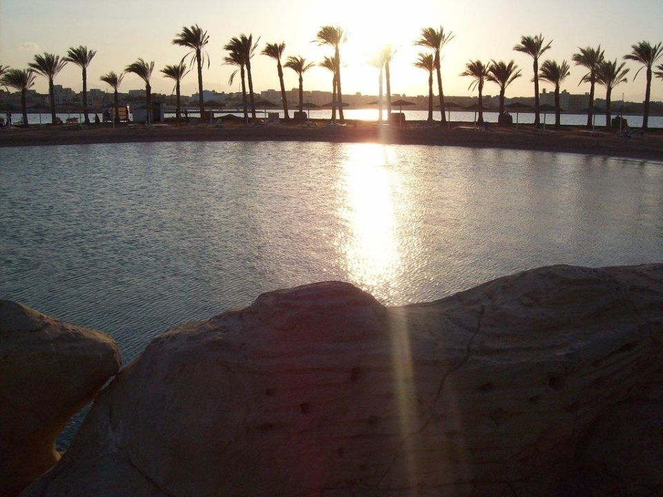 Sonnenuntergang Festival Shedwan Golden Beach Resort (Vorgänger-Hotel - existiert nicht mehr)