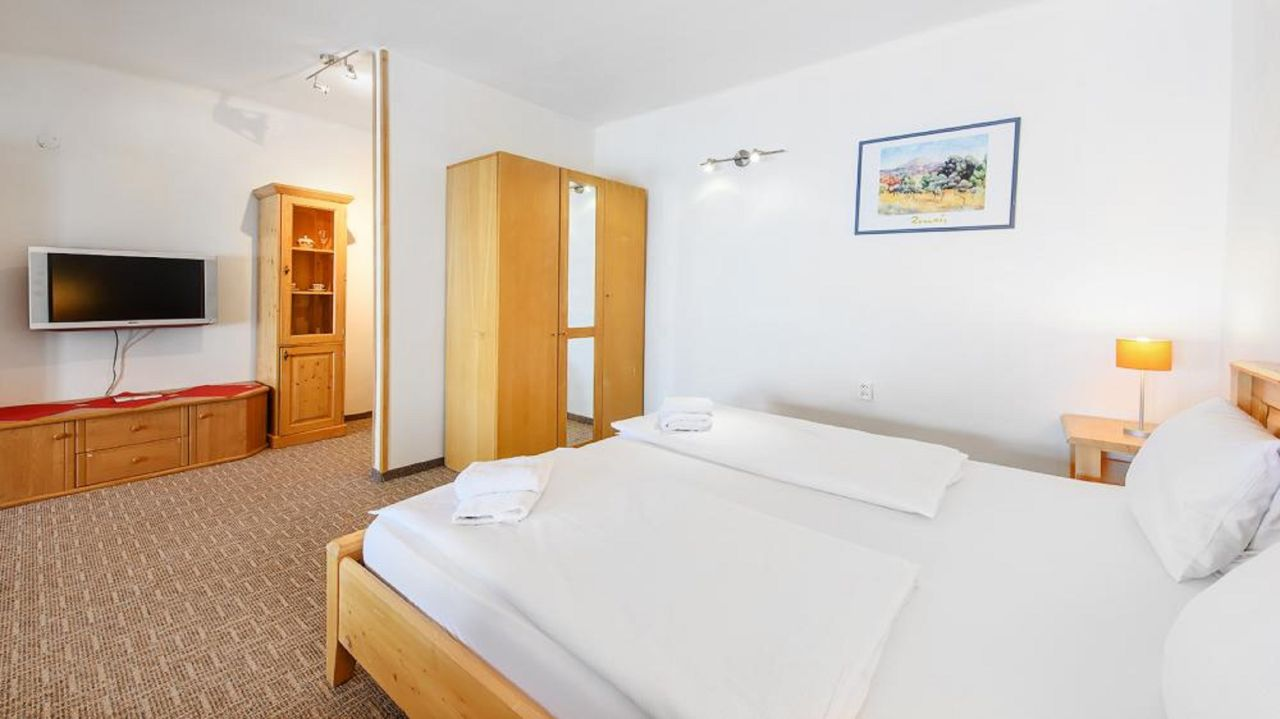 Zimmer Hotel Venuše
