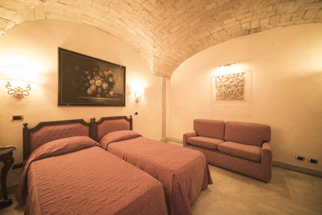 Zimmer Hotel Donatello