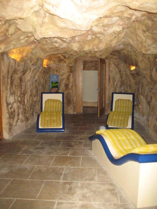 Ruheraum Sauna db Seabank Resort + Spa