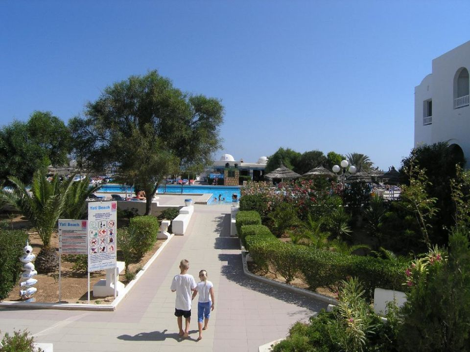 Aktivpool Club Calimera Yati Beach