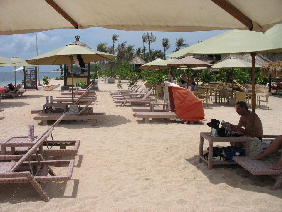Strand Novotel Nusa Dua Bali Hotel & Residences
