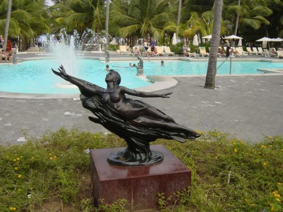 RIU Palace Pool 1 / Punta Cana Hotel Riu Palace Macao